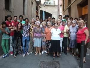 Todos Calle Salvadors - Festa Major 2012